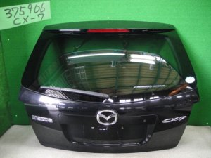 Дверь задняя на Mazda Cx-7 ER3P