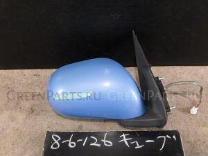 Зеркало двери боковой на Nissan Cube BZ11 CR14DE 8289
