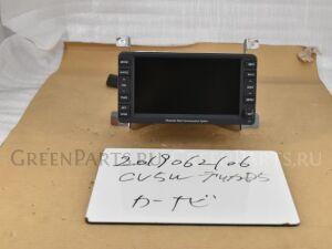 Автомагнитофон на MMC;MITSUBISHI Delica D5 CV5W 4B12