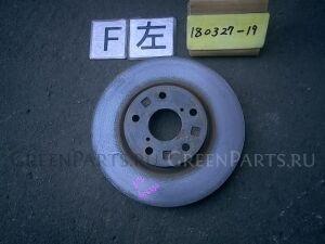 Тормозной диск на Toyota Mark X GRX120 4GR-FSE