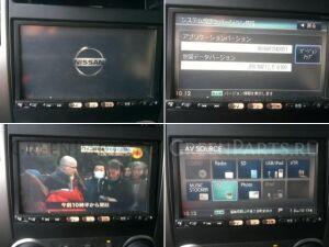Автомагнитофон на Nissan Tiida Latio SNC11 HR15DE