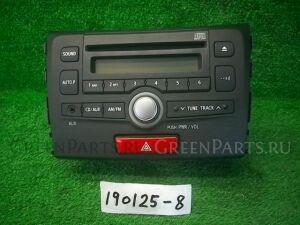 Автомагнитофон на Daihatsu Move LA100S KF-VE