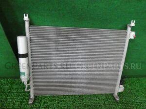 Радиатор кондиционера на Nissan March NK13 HR12DE