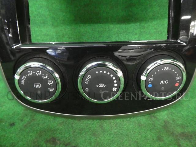 Блок управления климатконтроля на Mazda Verisa DC5W ZY-VE