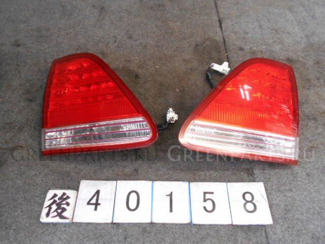 Стоп-планка на Toyota Crown GRS180
