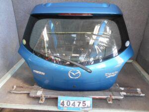 Дверь задняя на Mazda Demio DEJFS