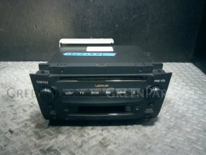 Автомагнитофон на Toyota LEXUS GS GWS191 2GR-FSE