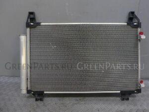 Радиатор кондиционера на Toyota Vitz KSP130 1KR-FE