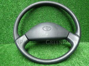 Руль на Toyota Starlet EP82 4E-FE