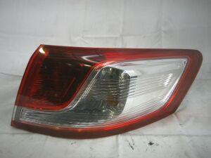 Стоп на Honda Odyssey RB3 K24A