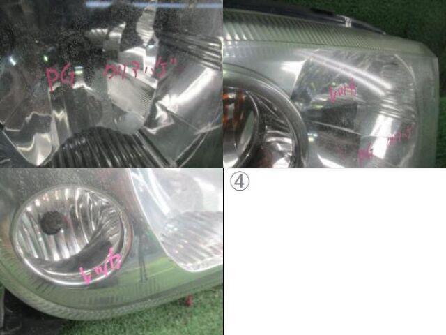 Фара на Suzuki Lapin HE21S