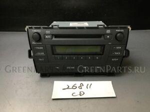 Автомагнитофон на Toyota Prius ZVW35 2ZR-FXE