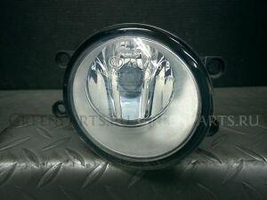 Туманка бамперная на Toyota Vitz NSP130 1NR-FE