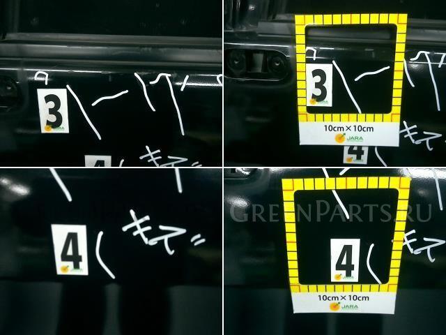 Дверь боковая на Subaru Stella RN1 EN07D