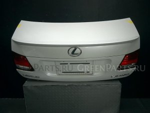 Крышка багажника на Toyota LEXUS GS URS190 1UR-FSE
