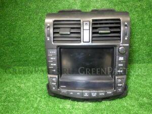 Автомагнитофон на Toyota Crown GRS200 4GR-FSE