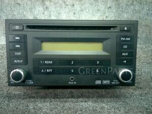 Автомагнитофон на Nissan Note E12 HR12DDR