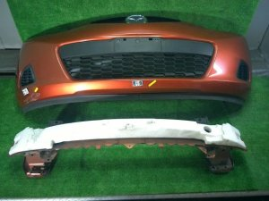 Бампер на Mazda Demio DE3FS ZJ-VEM