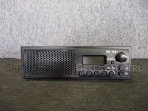 Автомагнитофон на Suzuki Alto HA24V K6A