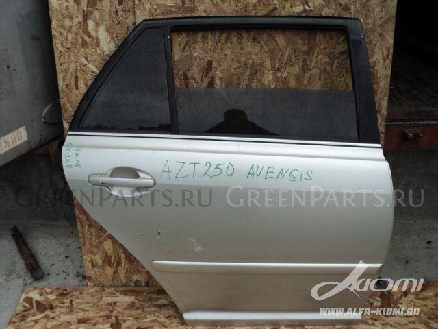 Дверь на Toyota Avensis AZT255, AZT250 1AZ-FSE