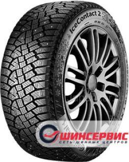 Зимние шины Continental Icecontact 2 suv kd 265/65 17 дюймов новые в Краснодаре