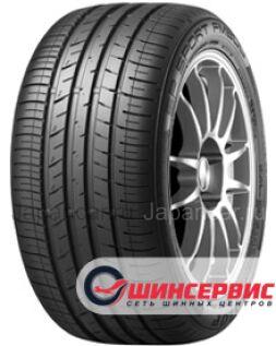 Летнии шины Dunlop Sp sport fm800 225/55 18 дюймов новые в Краснодаре
