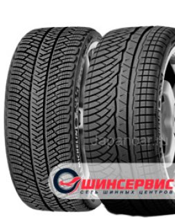 Зимние шины Michelin Pilot alpin 4 245/45 17 дюймов новые в Уфе