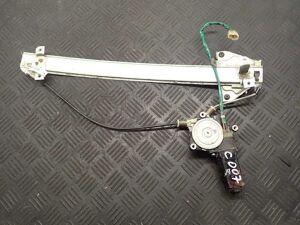 Стеклоподъемный механизм на Mitsubishi Sigma