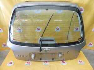 Дверь задняя на Nissan March K11
