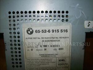 Магнитола на Bmw X5 E53 65526915516