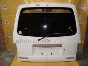 Дверь задняя на Mazda/Nissan/Mitsubishi Bongo#Vanette#Delica SK82