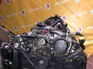 Двигатель на Subaru Impreza GH/GE EL154