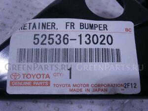 Крепление бампера на Toyota Corolla Runx NZE121 1NZ-FE