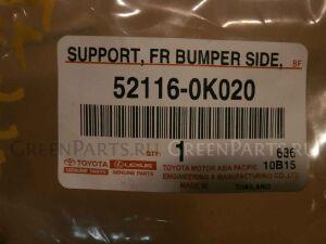 Крепление бампера на Toyota Fortuner KUN51 1KD-FTV