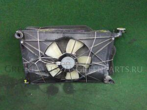 Радиатор основной на Toyota Isis ZGM10 2ZR-FAE
