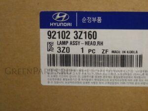 Фара на Hyundai I40 DF