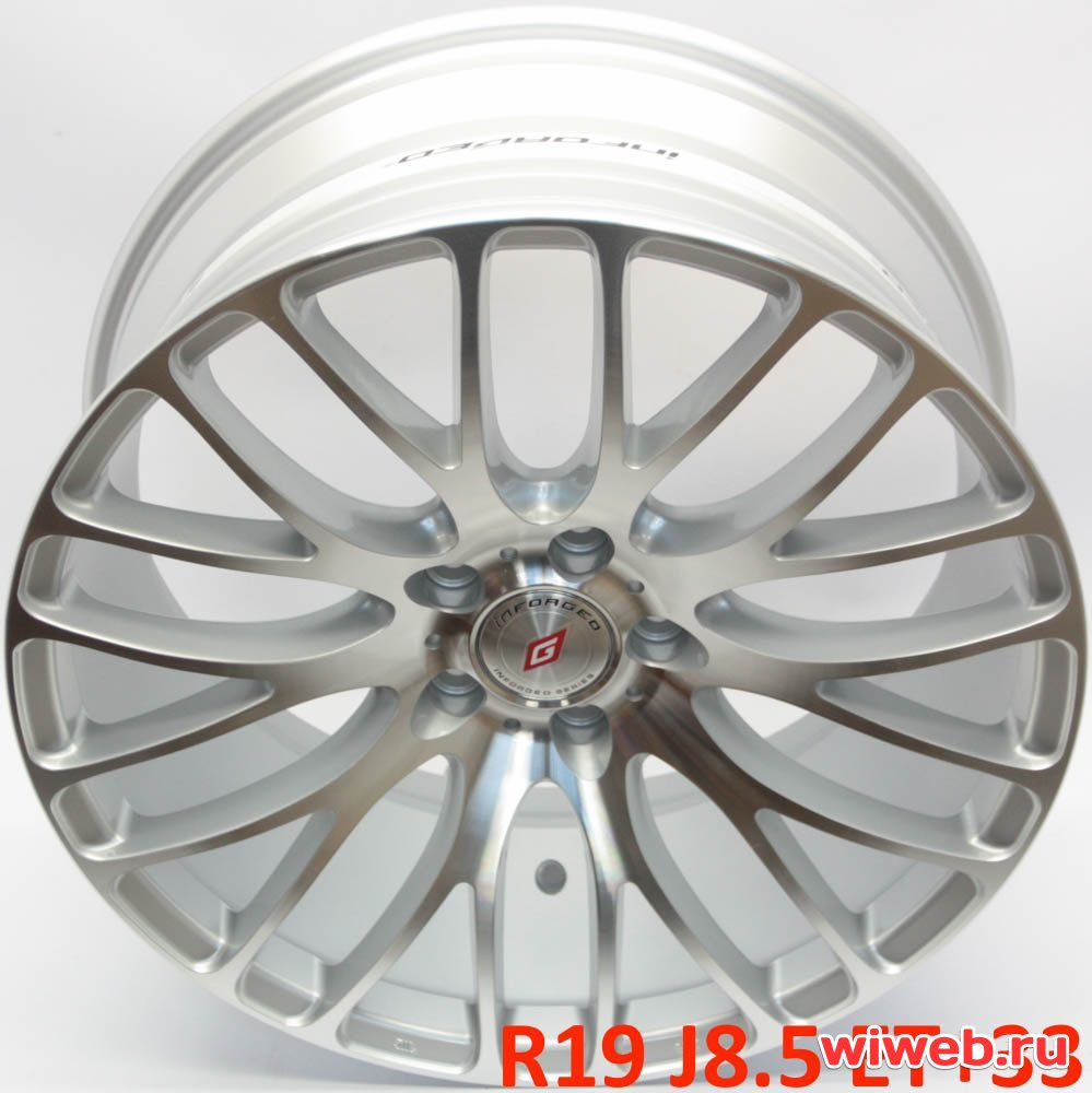 Диск Inforged iFG 9 8.5xR19 5x120 D72.6 ET30