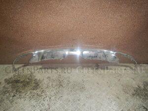 Накладка на бампер на Mercedes gle-klasse