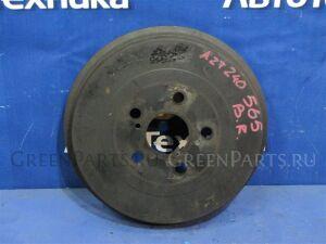 Тормозной барабан на Toyota Premio AZT240 1AZ-FSE 42431-63011