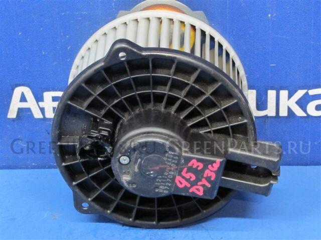 Мотор печки на Mazda Demio DY3W ZJ D57061B10/872700-0361
