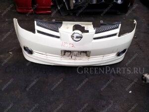Бампер на Nissan Note E11 HR15 QX1