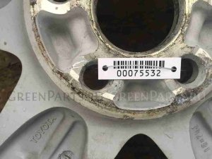 Диск литой на Toyota Rav 4 ДЖИП