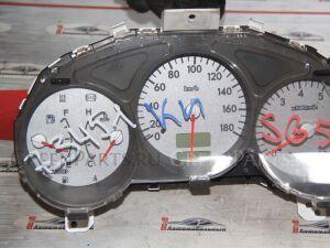 Панель приборов на Subaru Forester SG5 EJ205,EJ202