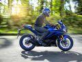 Yamaha слегка обновила YZF-R3 ABS
