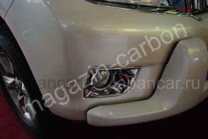 Накладки на фары на Toyota Prado в Уссурийске