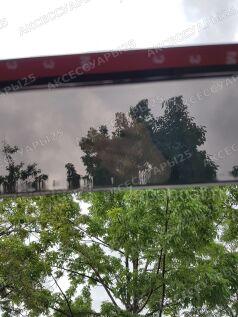 Ветровик дверной на Lexus RX во Владивостоке