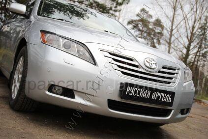 Накладки на фары на Toyota Camry во Владивостоке