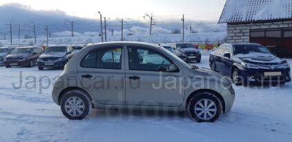 Ветровик дверной на Nissan Micra во Владивостоке