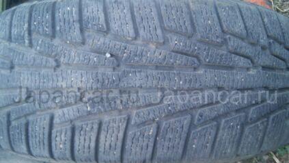 Зимние шины Nokian 235/55 18 дюймов б/у в Уссурийске