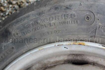 Всесезонные колеса Япония 215/60 155 дюймов Яония б/у во Владивостоке